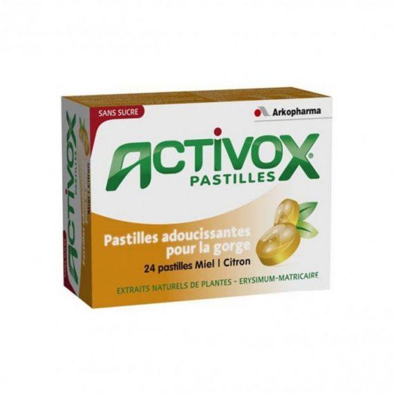 arkopharma-activox-miel-citron-24-pastilles