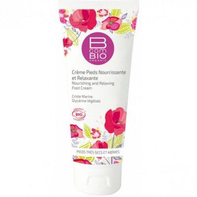 bcombio-organic-creme-pieds-nourrissante-et-relaxante-100-ml