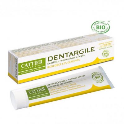 cattier-dentargile-citron-100-ml