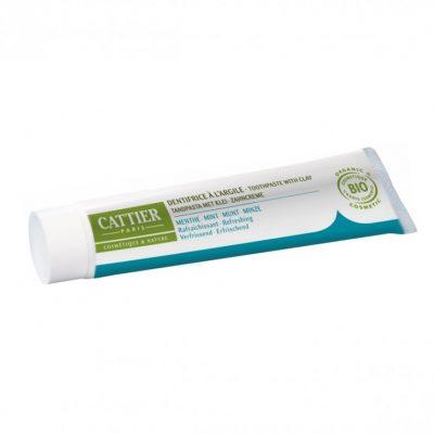 cattier-dentargile-menthe-100-ml