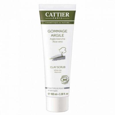 cattier-gommage-a-largile-blanche-100ml