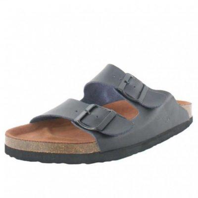 confort-line-sandale-homme-noir
