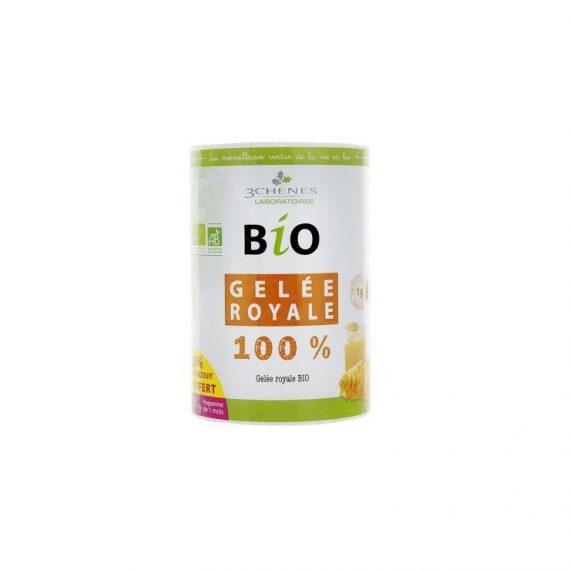 les-3-chenes-gelee-royale-100-bio-30-g