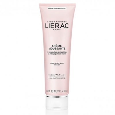 lierac-creme-moussante-double-nettoyant-150ml