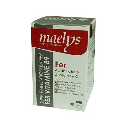 maelys-fer-30-gelules