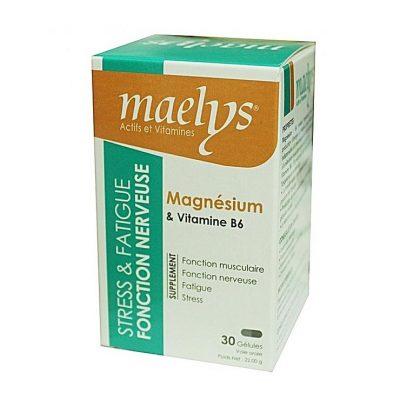 maelys-magnesium-vitamine-b6-30-gelules