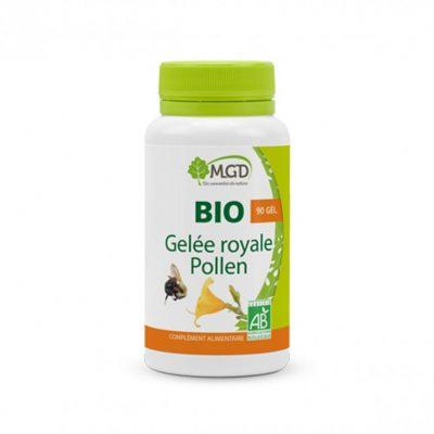 mgd-nature-bio-gelee-royale-pollen-90-gelules