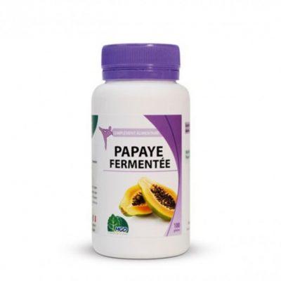 mgd-nature-papaye-fermentee-jus-100-gelules