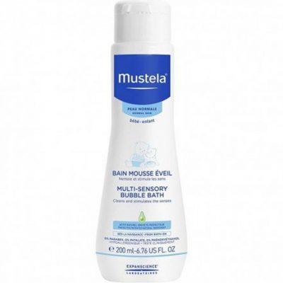 mustela-bain-mousse-eveil-200-ml