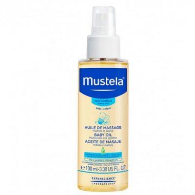 mustela-huile-de-massage-bebe-110ml