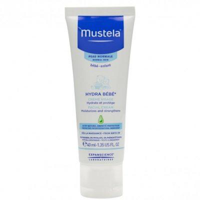 mustela-hydra-bebe-creme-visage-40-ml