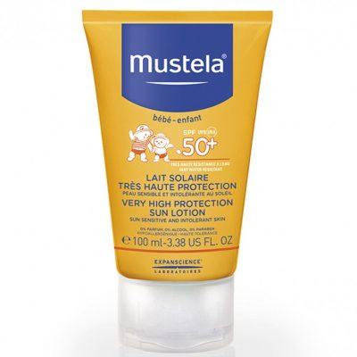 mustela-lait-solaire-bebe-enfant-spf-50-100-ml