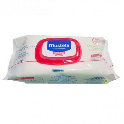 mustela-lingettes-nettoyantes-apaisantes-sans-rincage-70-unites
