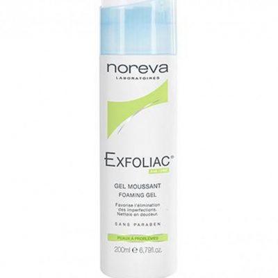 noreva-exfoliac-gel-moussant-nettoyant-200ml
