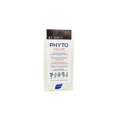 phyto-phytocolor-57-chatain-clair-marron-couleur-naturelle-cheveux-doux-et-brillants