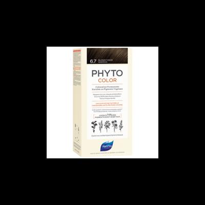 phyto-phytocolor-67-blond-fonce-marron-couleur-naturelle-cheveux-doux-et-brillants
