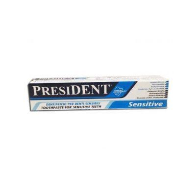 president-dentifrice-sensitive-75-ml