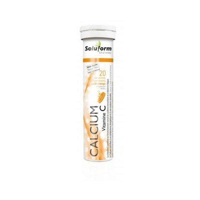 soluform-calcium-vitamine-c-gout-orange-20-comprimes-effervescents