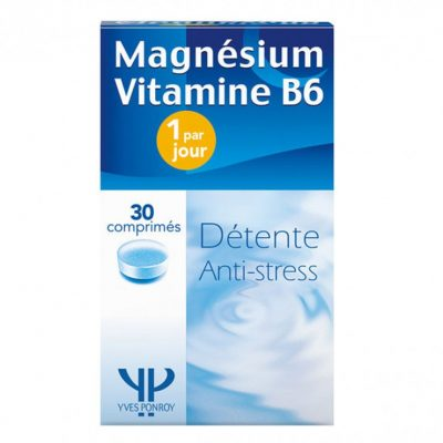 yves-ponroy-magnesium-vitamine-b6-30-comprimes
